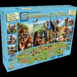 Carcassonne Big Box ed. 6