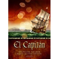 El Capitan - board game