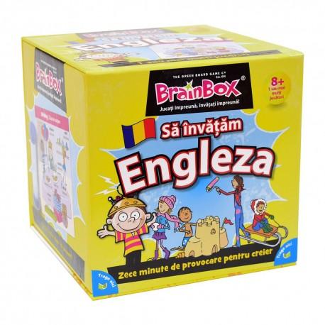 Brainbox să învățăm engleză