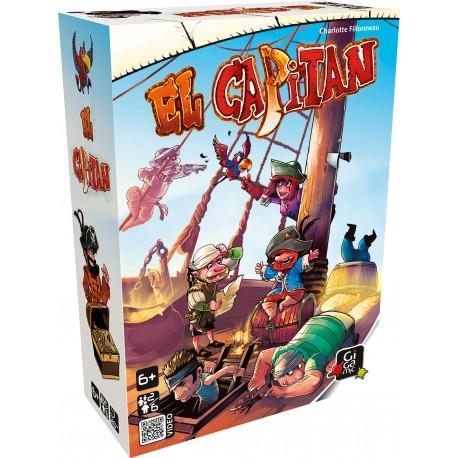El Capitan - joc pentru copii