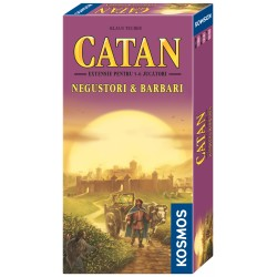 Catan - ext. Negustori și Barbari ext. 5/6