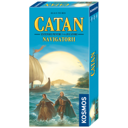 Catan - ext. Navigatorii ext. 5/6