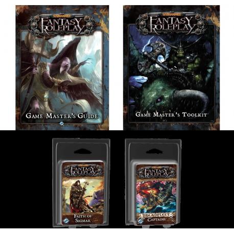 Bundle Warhammer Fantasy Roleplay Game Master
