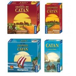 Set Catan Navigatori (2-6 jucători)