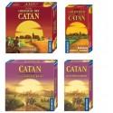 Set Complet Catan Negustori și Barbari (2-6 jucători)