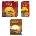 Set Complet Catan Comori, Dragoni și Exploratori (2-6 jucători)