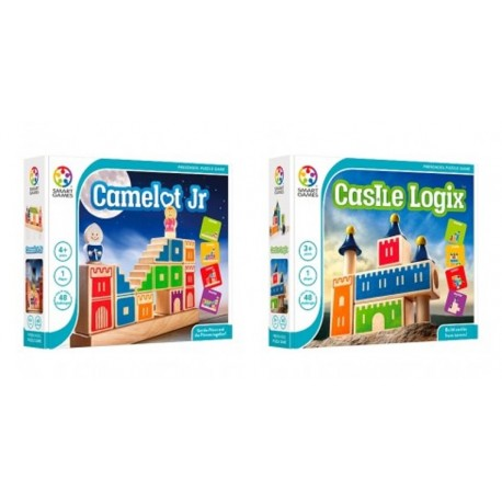 Set Smart Games - Castelul Camelor