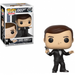 James Bond Roger Moore (figurina Funko Pop!)