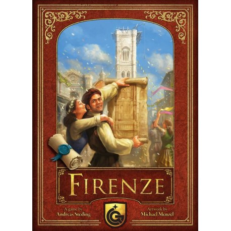 Firenze 2nd Edition - NL/EN/FR/DE