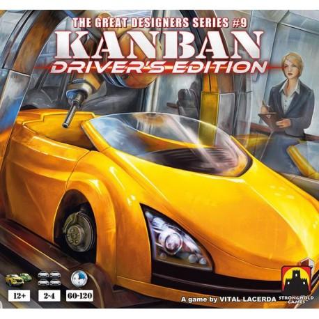 Kanban: Automotive Revolution - Drivers Edition - EN