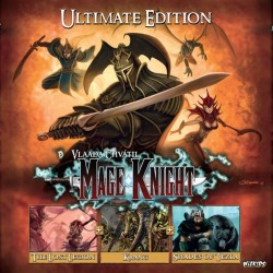 Mage Knight Board Game: Ultimate Edition - EN