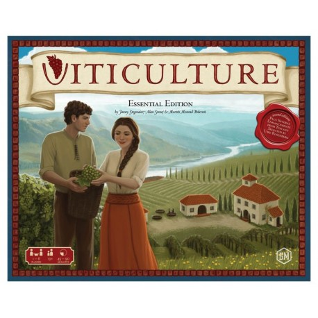 Viticulture Essentil Edition - EN