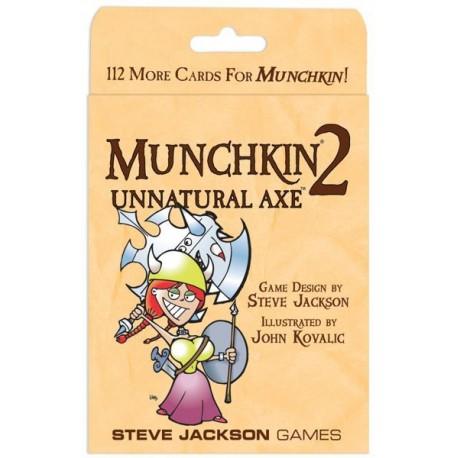 Munchkin 2 - Unnatural Axe - EN