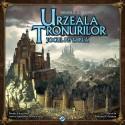 A game of thrones - Urzeala tronurilor: joc pe tablă