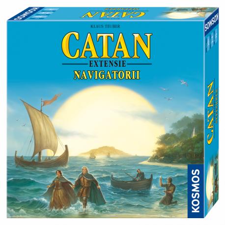 Colonistii din Catan- Extensia Navigatorii