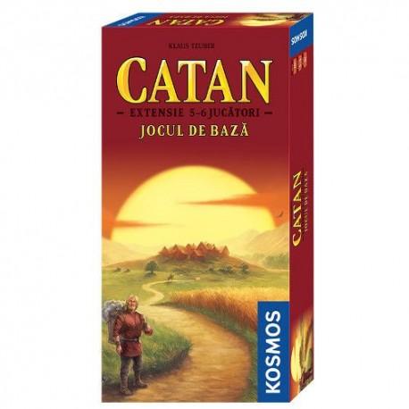 Colonistii din Catan- Extensia 5-6 jucatori