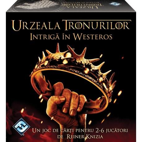 A game of thrones - Urzeala tronurilor: Intrigă în Westeros
