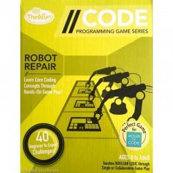 CODE - Robot Repair (rover control level 3)