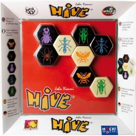 Hive: HUCH