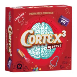 Cortex 3 - IQ party