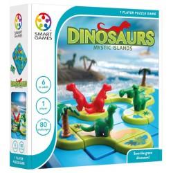 Smart Games - Dinosaurus - Mystic Islands