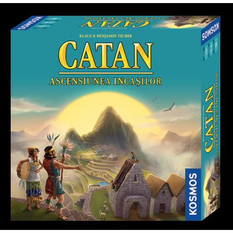 Catan- Ascensiunea incașilor