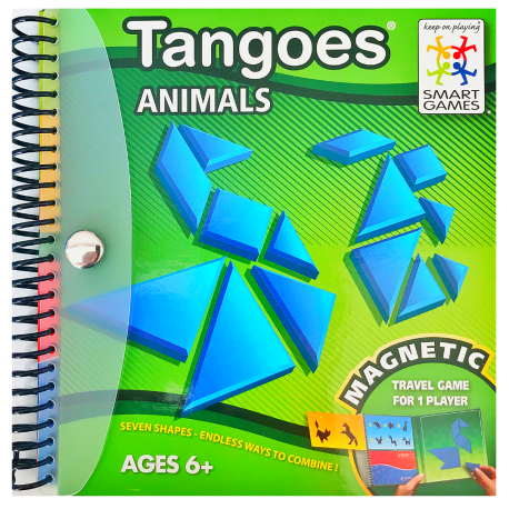 Smart Games - Tangoes Animals Magnetic