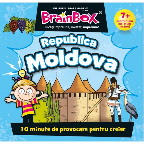 Brainbox Republica Moldova