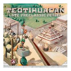 Teotihuacan: Late Preclassic Period - EN