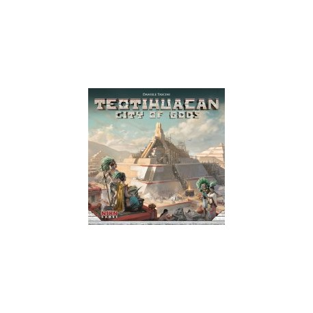 Teotihuacan: City of Gods - EN