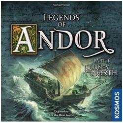 Legends of Andor: Journey to the North - EN