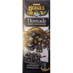 Heroes of Land, Air & Sea: Nomads Expansion