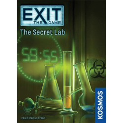 Exit- Laboratorul Secret