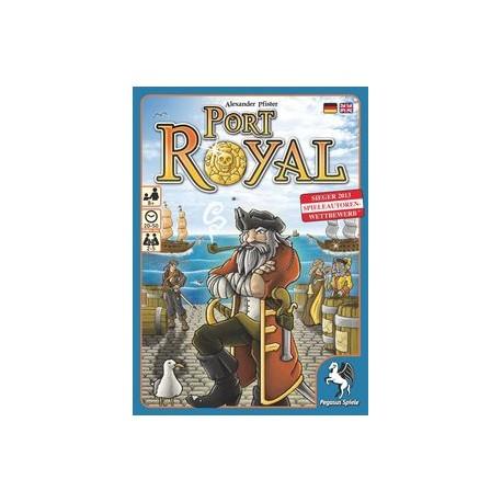Port Royal: Doar încă un contract (ext.1)
