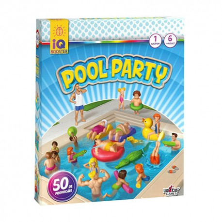 IQ Booster - Pool Party