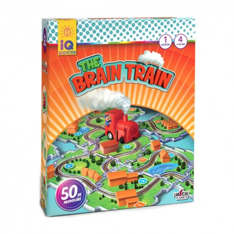 IQ Booster - The Brain Train