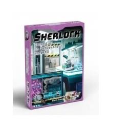 Sherlock - Q6 Incendiu în laboratorul secret