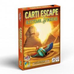 Cărți Escape Ed. II - Blestemul Sfinxului