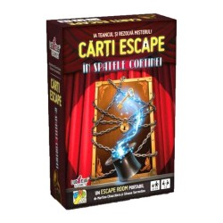 Cărți Escape Ed. II - În spatele cortinei