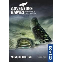 Adventure Games - Monochrome Inc - EN