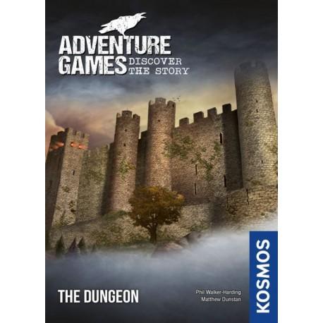 Adventure Games - The Dungeon - EN
