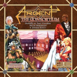 Argent The Consortium - Core Game 2nd Edition - EN