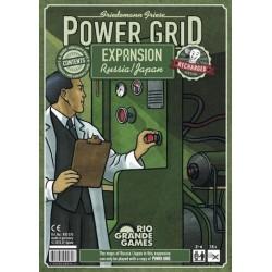 Power Grid: Russia/Japan (Recharged) - EN