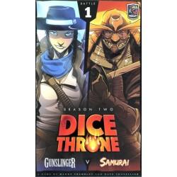 Dice Throne: Season Two - Gunslinger vs Samurai - EN
