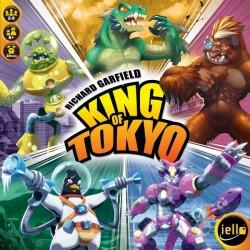 King of Tokyo New Edition - EN