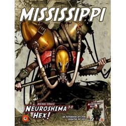 Neuroshima Hex 3.0: Mississippi - EN