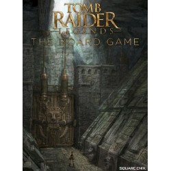 Tomb Raider Legends - The Board Game - EN