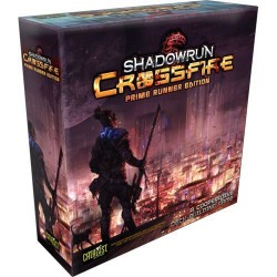 Shadowrun: Crossfire Prime Runner - EN