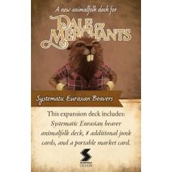 Dale of Merchants: Beaver Mini Expansion - EN