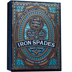 Iron Spades One Pack (For brick & mortar store sales) - EN